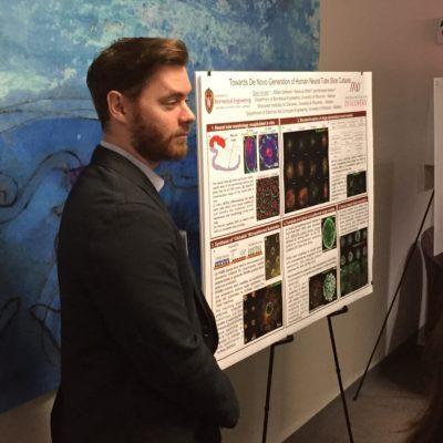 Gavin presenting at SCS